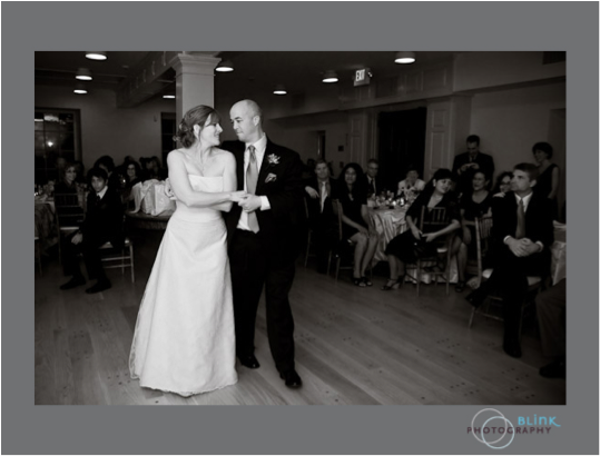 Patti and Mike Dancing by Blink Photography